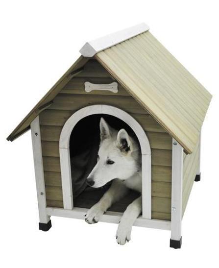 Niche pour chien Civetta 2 Java M - VADIGRAN