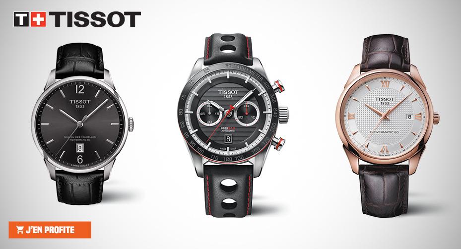 montres tissot - offres aux meilleurs prix au Maroc sur beloccasion.com