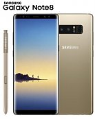 Samsung Galaxy Note 8 - Dual SIM - 6.3 - 64 Go - 6 Go - Android - Gold