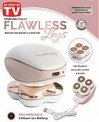 Epilateur électrique Portatifs pour Femme - Rechargeable - Flawless legs
