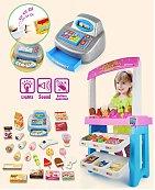 Kiosque de collations et de crème glacée 47 pièces pour garçons et filles