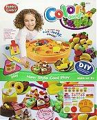 Jeu d'éducation culinaire préparation de gâteau pour filles et garçons - Funny Lucky