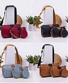 Pack Sacs à Main Fashion Pour Femme - Ensemble 3 pièces