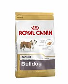 Croquettes Royal Canin Bulldog anglais adulte 12Kg