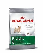 Croquettes Royal Canin Mini Light 2kg