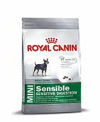 Croquettes Royal Canin Mini Sensible 2kg