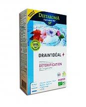 Drain'idéal Bio, Dietaroma, Boite de 20 ampoules de 15 ml