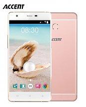 Portable Accent Pearl A2 - 5 - 5MP/8MP - 2 Gb /16 Gb - Quad Core - Rose