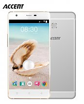 Portable Accent Pearl A2 - 5 - 5MP/8MP - 2 Gb /16 Gb - Quad Core - Siver