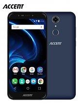 Portable Accent Pearl A4 - 16 Go - Ram 1 Go - Dual SIM - Bleu