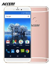 Portable accent Pearl A7 Pink - 5.5 - 32 Go - 3Go - 4G