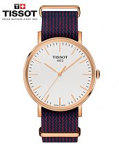 Montre TISSOT EVERYTIME MEDIUM NATO