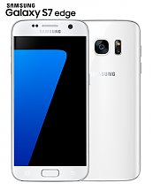 Samsung Galaxy S7 Edge 5.5 - 32 Go - Dual Sim - 4 Go Ram -4G – Blanc