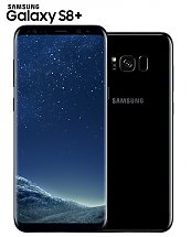 Samsung Galaxy S8 Plus - 6.2 - 4 Go - 64 Go - Octa Core - Black