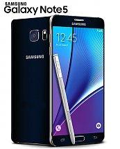 Samsung Galaxy Note 5 - 5.7 - 4G - 32 Go - 4 Go Ram - Android 5.1 – Noir