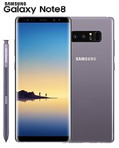 Samsung Galaxy Note 8 - Dual SIM - 6.3 - 64 Go - 6 Go - Android - Orchid Grey