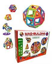 Mag Building 58 pc Magnétique pour le développement du cerveau