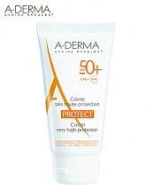 A-Derma Protect Crème SPF50+ (40ml)