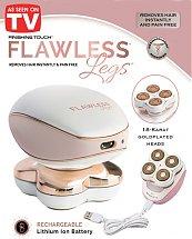 Epilateur électrique Portatifs pour Femme - Rechargeable -Flawless legs