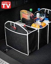 Car boot organiser - sac de rangement multifonctions