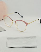 Lunette de vue MU Fashion - Rose
