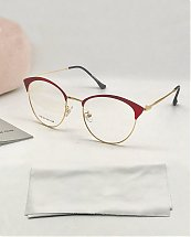 Lunette de vue MU Fashion - Rouge