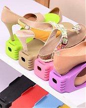 Range chaussures Couleurs-Uni - Pack 6 pièces