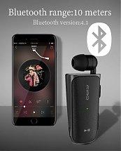 Ecouteurs Firo H108 Bluetooth Pro V4.1 - Noir