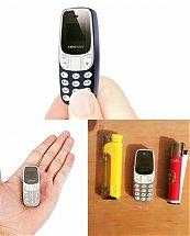 Mini L8Star BM10 - Le plus petit téléphone du monde