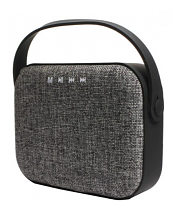 Haut Parleur Ts262 Bluetooth Portable MicroSd - couverture Tissu Streche
