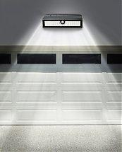 Lampe éclairage pour l'extérieur - détection de mouvement Énergie solaire 38 LED
