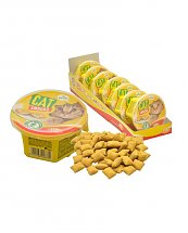 Snack chat poulet et fromage 60g