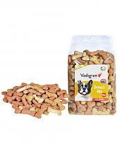 Snack chien biscuits Bones Mix 500g - Vadigran