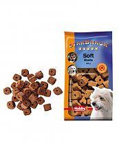 Snack chien biscuits Soft Rolls 200g - Nobby