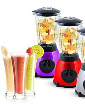 Blender & Mixer en couleur 2 en 1 - 1,5 L - Royalty Line