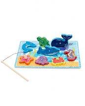 Puzzle de pêche magnétique pour enfants