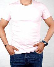 T-shirt TPM Türk pour homme - Rose Clair
