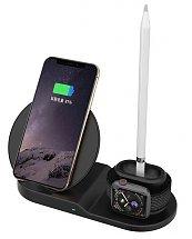 Support de Charge sans Fil QI 10W - Pour samsung et iPhone