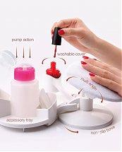 Support Mini Pedi pour Manucure et Pédicure - Nail Base Wonderland