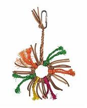 Jouet Oiseau Multicolore Little Star Lea S 21cm