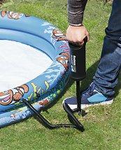 Pompe de gonflage manuelle pour piscines 36cm - Bestway