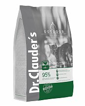 Croquette Chat High Premium Cat Outdoor 1,5 kg - Dr Clauder's