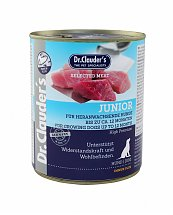 Selected Meat Junior Viande pure pour Chiot - Dr Clauder's