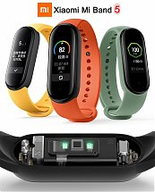 Montre Original Mi Band 5 bracelet Intelligent GLOBAL VERSION