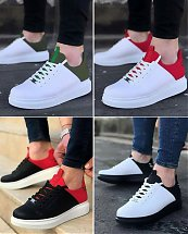 Espadrille Streetwear sneakers Fashion pourHomme