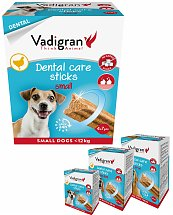 Snack Dental Care sticks fresh pour chien - Vadigran
