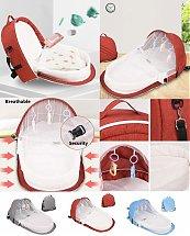 Berceau portable pliable pour bébé - Baby Bed Crib