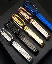 Bracelet en acier haut de gamme pourMi Band 6/5/4/3