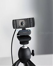 Caméra rotative avec Microphone - Hight Tech