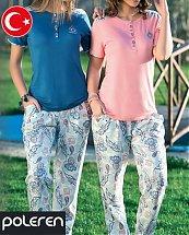 Pyjama Turque Coton Natural Trip 2 pièces femme